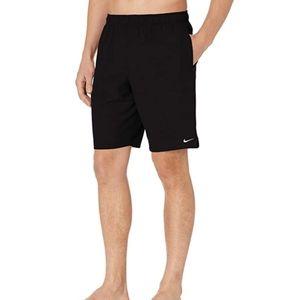 Nike Black Short Swim Trunk XL